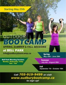 Bell Park Boot Camp