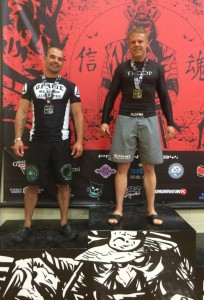 Silver Medal in the No-Gi division.