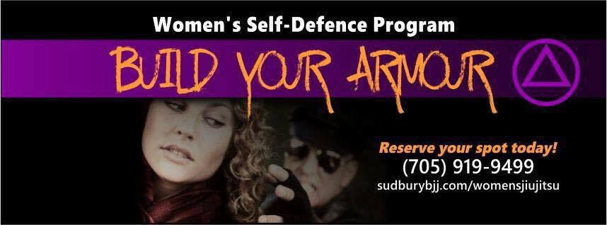 Women's Self Defence poster